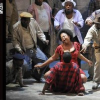 Porgy and Bess will be performed also in Cape Town after its guesting at the London Coosseum.