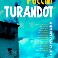Puccinis Turandot i Bergen.