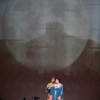 Turandot Firenze. Princesse Turandot Jennifer WILSON. Photo: Giuseppe Cabras e Gianluca Moggi, New Press Photo Firenze