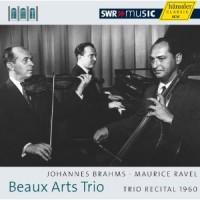 Beaux Arts Trio: - Daniel Guilet, violin, - Menahem Pressler, piano, - Bernard Greenhouse, cello,