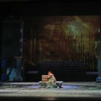 Abigaille - Theodossiou in Nabucco in Pisa. Review: Fabio Bardelli. Photo: Massimo D'Amato