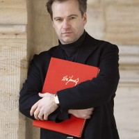 Jonathan Nott,  Principal Conductor of the Bamberg Symphony Orchestra. Photo: Thomas Müller)