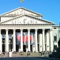 Bayerisches Staatsoper, Münich. Foto: Henning Høholt.