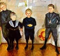 Dr. Lindes fire sønner