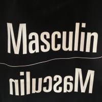 Bag at Masculin Masculin exposition at Musée d´Orsay, Paris until 12.January 2014. Foto: Henning Høholt