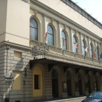 The Opera House in Florence, Exterior