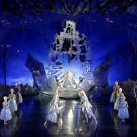 SNOW QUEEN with the Lithuanian National Ballet. Foto: Martynas Aleksa.