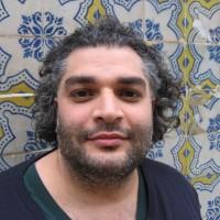 Hooman Sharifi. foto Matthew William Smith