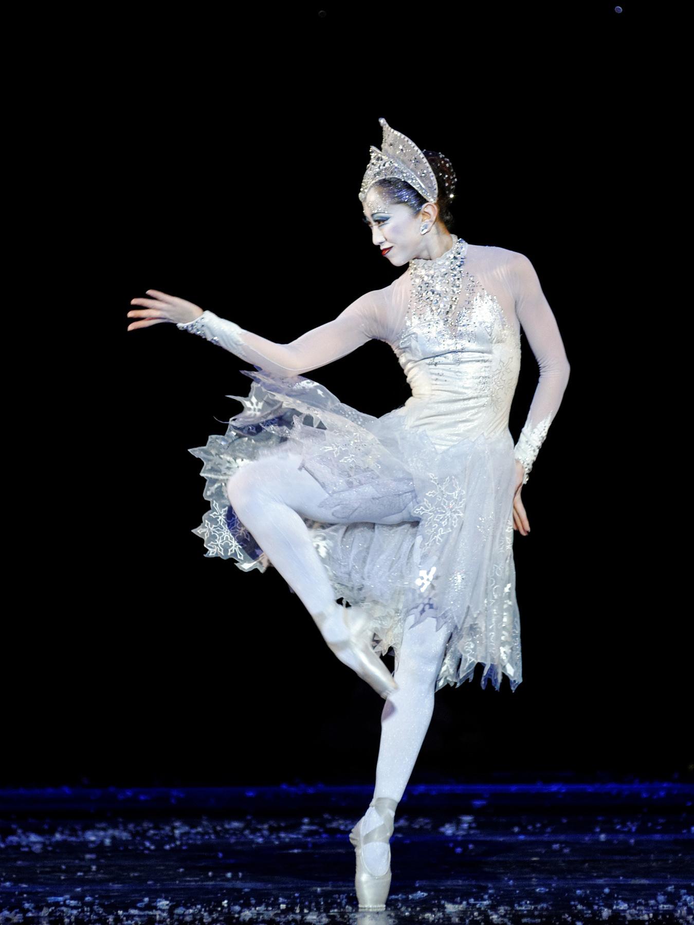 Snow Queen Sprites as The Snow Queen