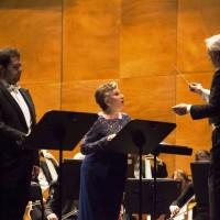"""Teatro dell'Opera di Firenze. Prima dell' opera concerto """"Roberto Devereux"""". 18/05/2014. photo Pietro Paolini"""
