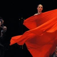 Olga Konosenko som Red Giselle. Foto Martynas Aleksa