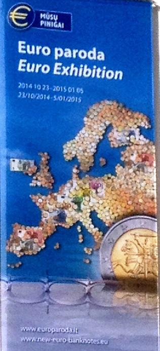 euro exposition at vilnius castle open until january 5th 2015
