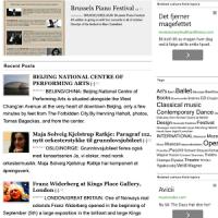 www.kulturkompasset.com Front page 03.10.2014 at 12.03 O´clock.