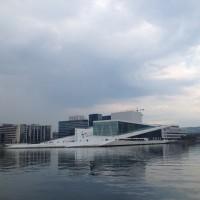 Operaen i Oslo, foto Henning Høholt