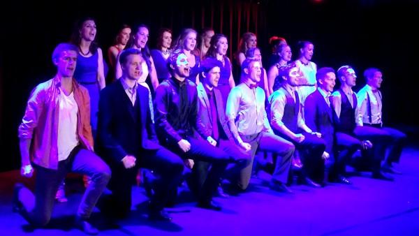 Bårdar International Musical Theater Graduatios 2015, foto Henning Høholt