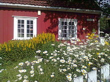 Hønse Lovisas Hus foto Ave