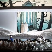 Opera Lohengrin. foto: Werner Kmetitsch, Oper Graz