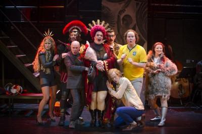 Viva la Mamma på Den Norske Opera, på Riksteater turne fra August 2015