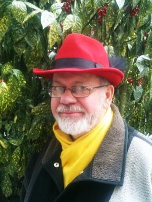 Henning Høholt, redaktør og kritiker i Kulturkompasset. Foto: Tomas Bagackas