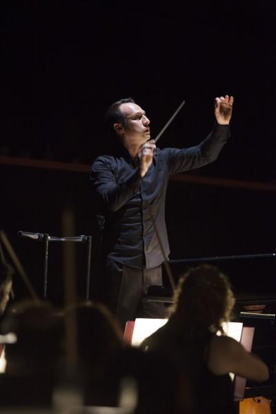 Conductor   Madama Butterfly - foto Michele Borzoni -