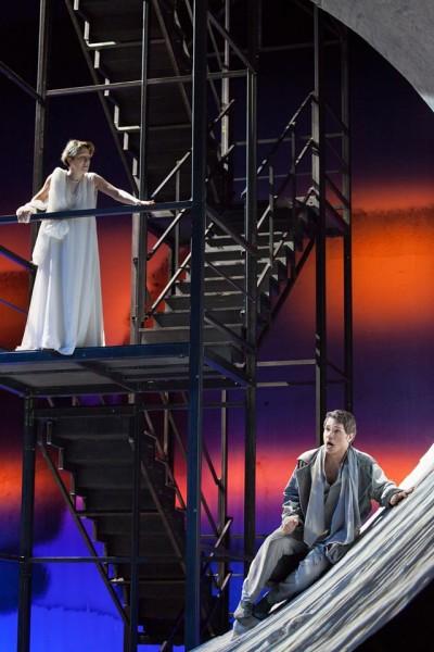 Peleas and Melisande in Firenze, Bacelli-Fanale. Foto MMF Opera di Firenze