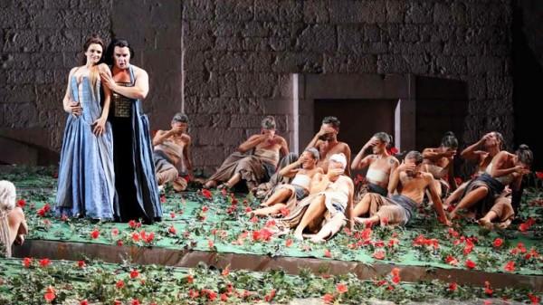 Medea in Corinto. Foto Festival della Valle d´Itria