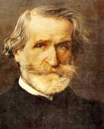 Giuseppe Verdi .