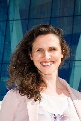 Ingrid Lorentzen. Foto Erik Berg