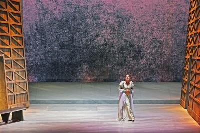 Boccanegra, Sepe as Amelie. Foto Massimo d´Amato