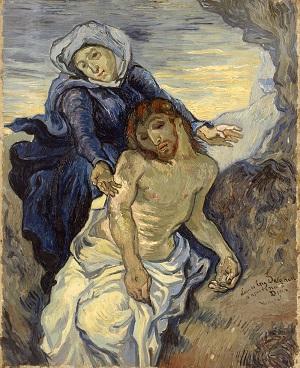 Van Gogh at Palazzp Strossi