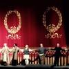 "Applaus, Francis Poulens ""Les Dialogues des Carmelites"" at Bayerisches Staatsoper 29.1.2016. Foto Tomas Bagackas"