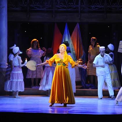 Albita (La Señora) - @ Théâtre du Châtelet - Marie-Noëlle Robert