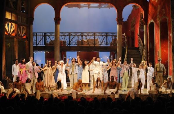 Carmen la Cubana @ Théâtre du Châtelet - Foto: Marie-Noëlle Robert
