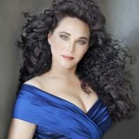Elizabeth Blancke-Biggs synger Turandot på premierekvelden. Foto: Ascolta-Artists.