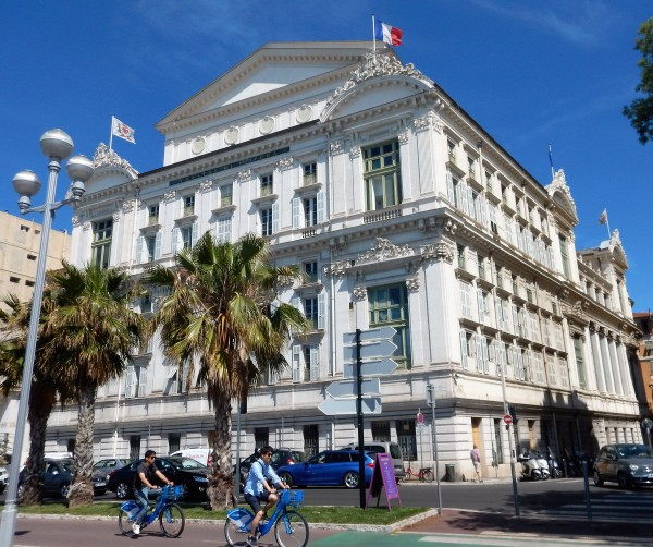 The city wants a popular repertory at the Opéra Nice Côte d'Azur  . Foto Torkil Baden