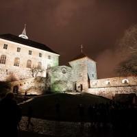 Perfekt musikk for en vakker sommerkveld på Akershus festning!