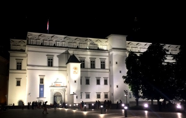 The Grand Duke Castle in Vilnius, 28th July 2016, Foto Tomas Bagackas