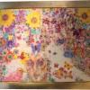 Victoria Mary Talbot´s malerier kan oppleves i Interiørgalleriet på Briskeby.