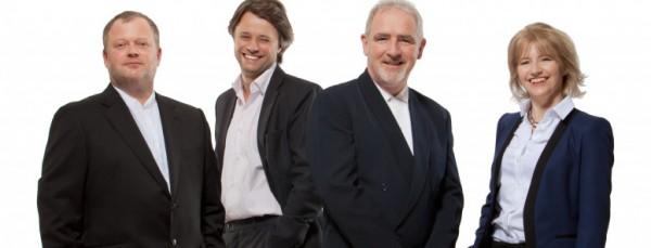 Brodsky Kvartetten opptrer sammen med contratenoren David Hansen i Bærum Kuturhus