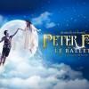Peter Pan - Les Ballets. Premiere in France,