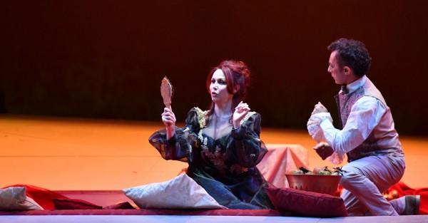 Manon Lescaut; Stanisci Vannozzi, photo: Augusti Bizzi