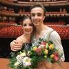 Julie Gardette og Douwe Dekkers, New Principals at the Norwegian National Ballet. Foto: ErikBerg (?)